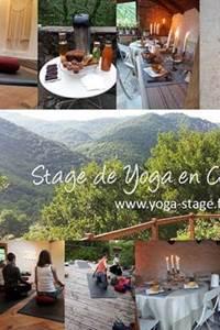 Stage: yoga-ayurveda-randonnée