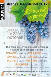 16e Trophée des Vignerons