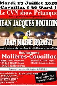 Le CNV Show Pétanque