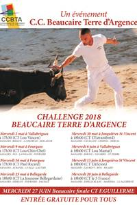 """Course Camarguaise """"Challenge Beaucaire Terre d'Argence"""" Fourques"""