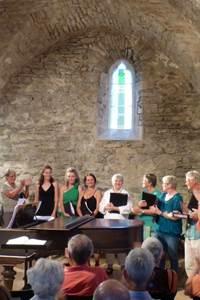 Concert Violon et Violoncelle à Corconac