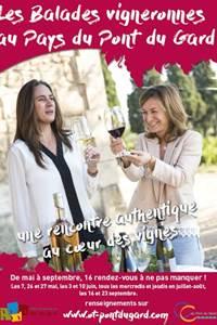 Balades Vigneronnes au Château des Coccinelles