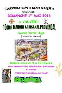 Marché Artisanal Provençal