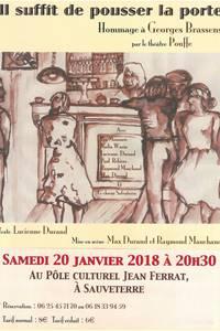 """Théâtre musical """"Il suffit de pousser la Porte"""""""