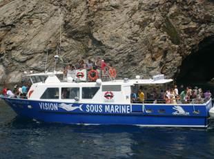 Roussillon Croisières à Collioure - Activités Collioure