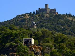 The fort Saint Elme