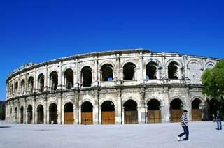 AOC Costières de Nîmes et romanité