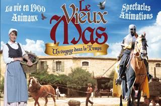 Le Vieux Mas 1900