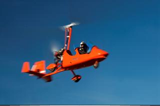 Alerion Gyro vol en autogire