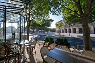 Restaurant Wine Bar Le Cheval Blanc