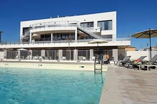 Résidence Vacancéole Cap Med***