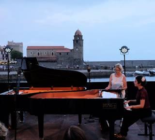 Festival de Piano au square Caloni