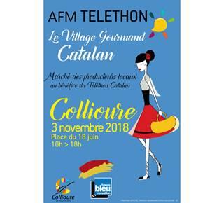 TELETHON - Catalan Gourmet Market