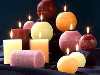Stage de création de bougies sur la Côte d'Azur