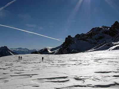Séjour de ski de randonnée nordique en itinérance