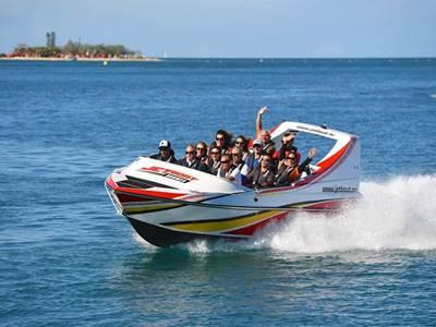 Jetboat Nouméa