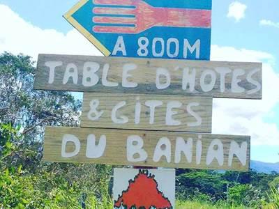 "The Banian's Table - ""Table d'hôtes"""