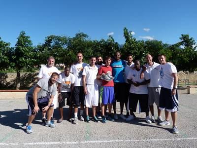 Stage de basket en France - Prades Basket Camp