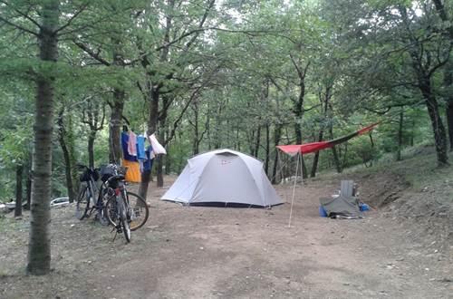 camping Les Hauts de Labahou 1 ©