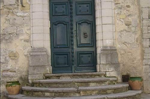 Tour de Pézène Porte ©