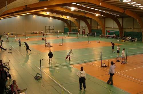Espace Gard découverte halle des sports ©