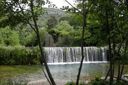 cascade du Vidourle à 2' ©