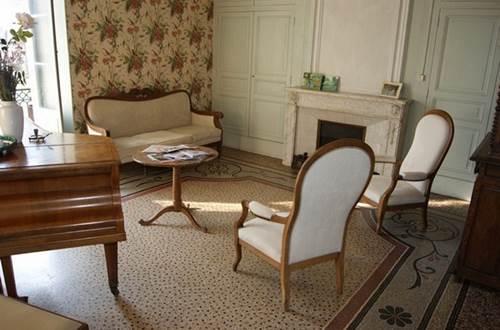 Galerie Toscane Salon ©