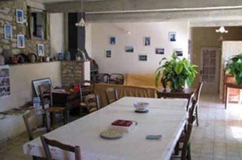 MAS CRUVIERS hébergement groupes Gîtes de France 2 épis © MAS CRUVIERS