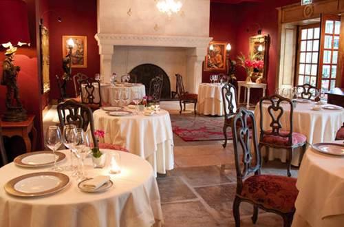 Hôtel Villa Mazarin restaurant ©