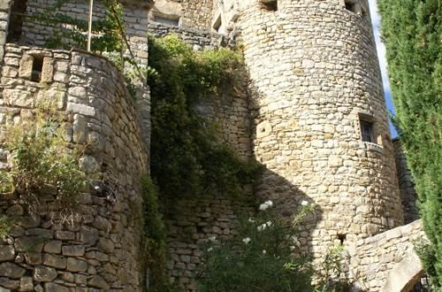 La Roque sur Cèze ©