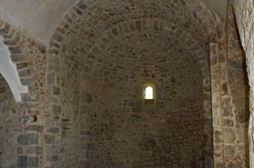Chapelle Romane Ste Croix de Caderle ©