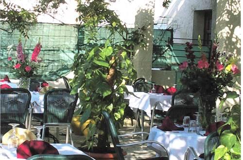 sernhac;gard;restaurant © auberge du guigaré