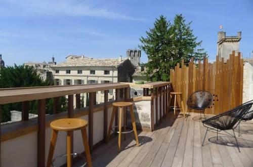 restaurant entraigues rooftop © restaurant Entraigues