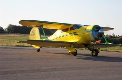 Aéroclub d'Alès et des Cévennes - avion sur la piste - Deaux ©