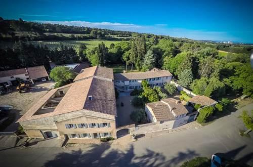 Château Mourgues du Grès © Sud de France Développement