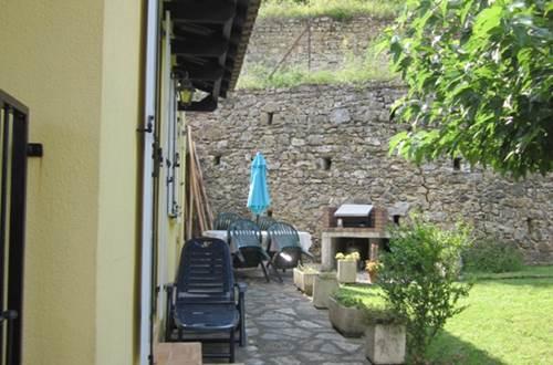 Gite de St Alary terrasse ©