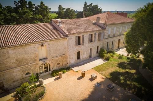 Domaine de Tavernel © 2017-Hervé Leclair Asphéries-Sud de France Développement