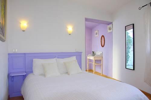 chambre violette ©