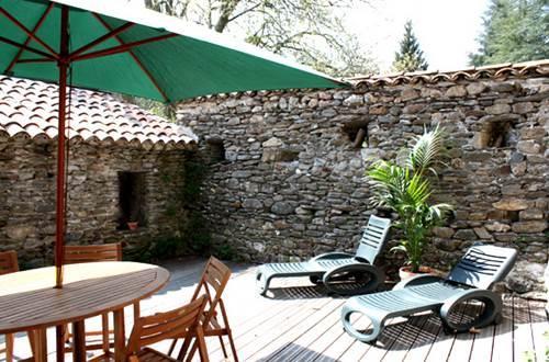 Gîte n°30G12784 – LES SALLES DU GARDON – location Gard © Gîtes de France Gard