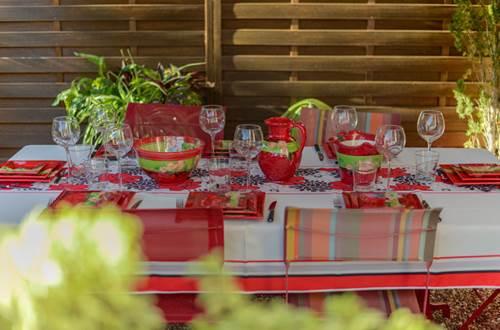 La Villa Léa - table d'hôtes © RIBEYRE Véronique