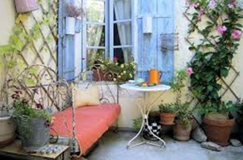 Chambre jardin ©