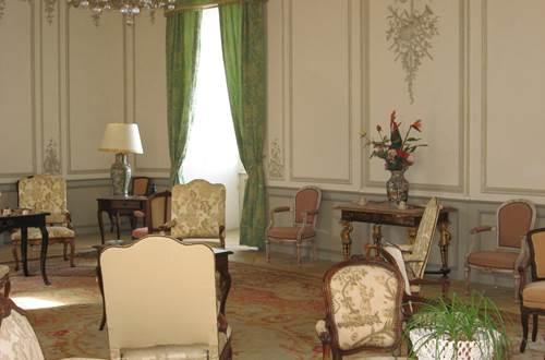 OT PAYS DE SOMMIERES - Salon Château de Villevieille ©