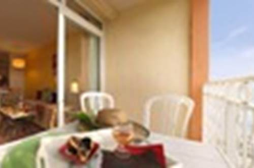 BELAMBRA Appartement terrasse ©