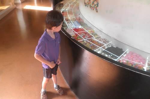 Musée du Bonbon HARIBO © Haribo