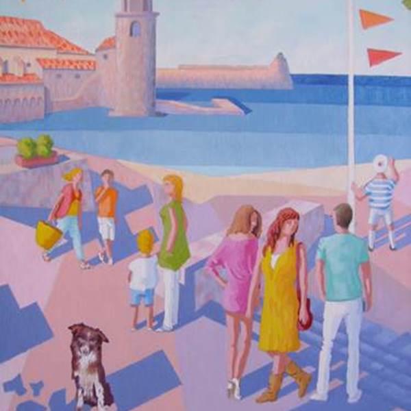 Charles Darracq- Collioure