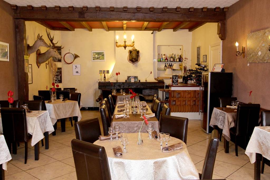 Restaurant St Hubert