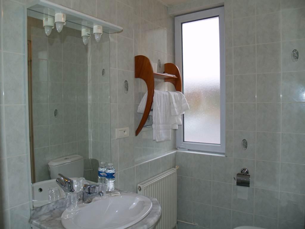 Salle de bain - hôtel Robinson
